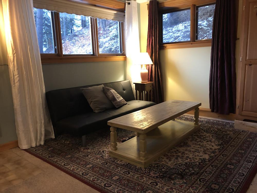 Apartment for rent St-Sauveur