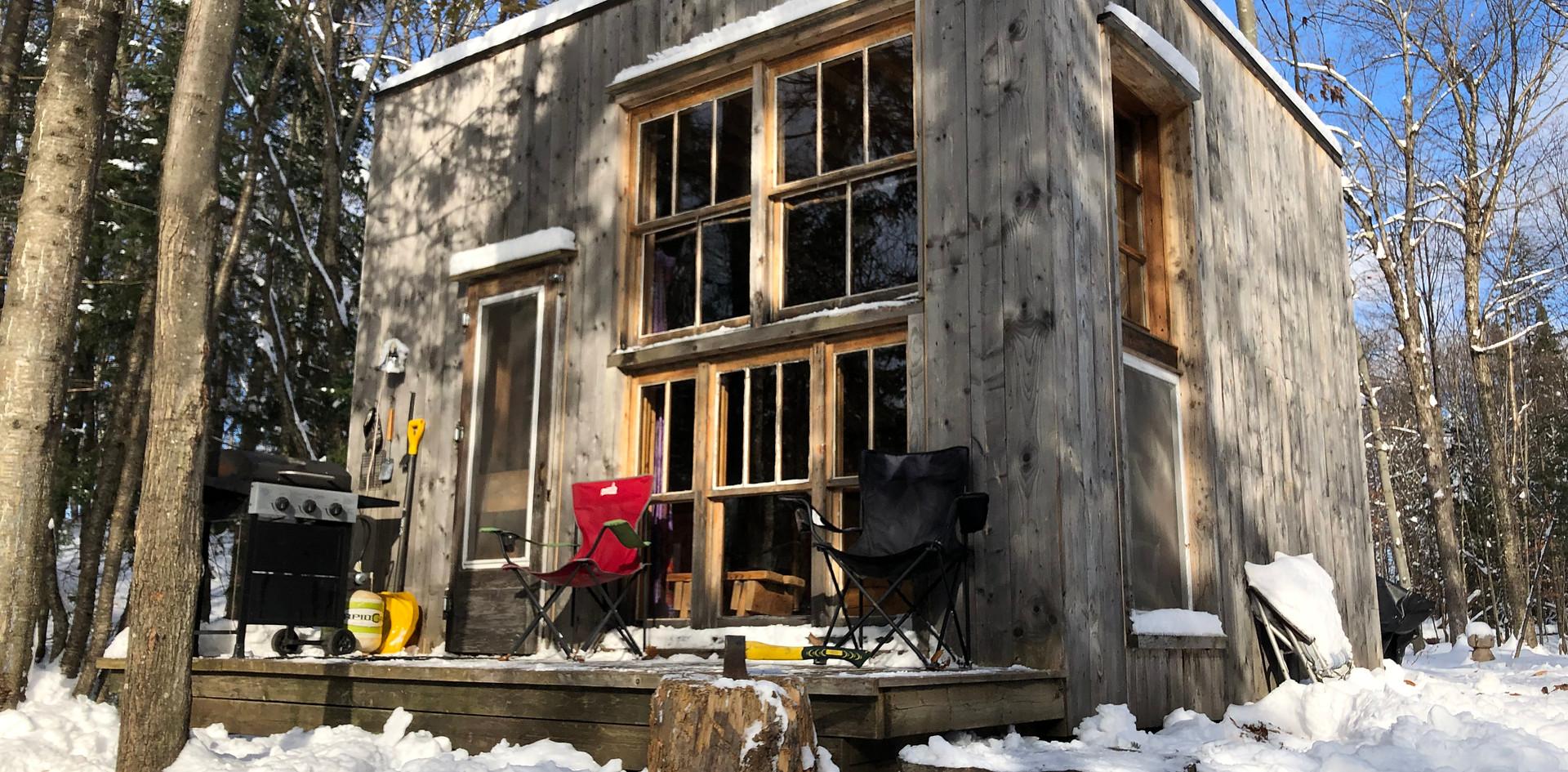 Refuges Insolite Quebec