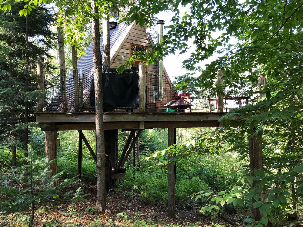 Chimo Refuges Treehouse Resort - The Stella