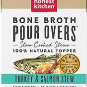bone broth pour over-salmon and turkey s