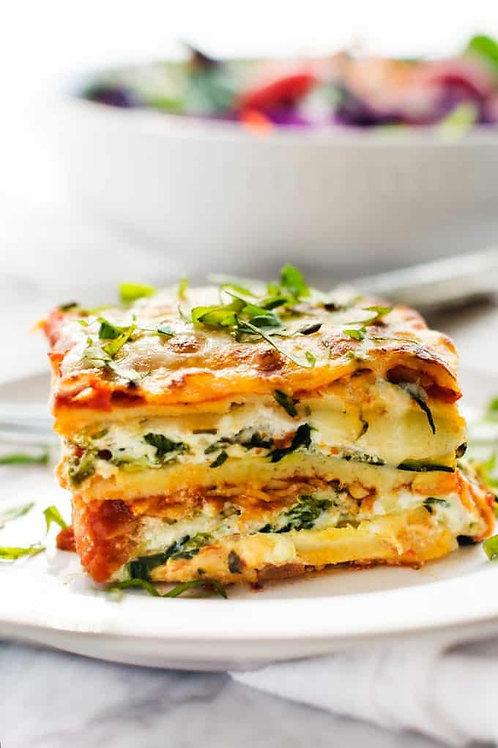Lasagne Végé - 2 portions