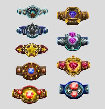 Trophies Belts