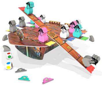 Pirate Ship - Board Game