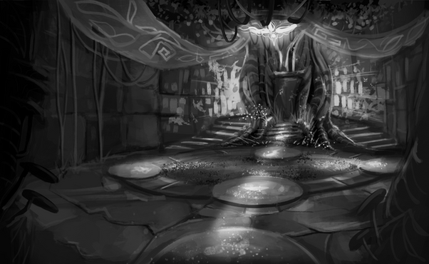 The Throne Room - Value Version