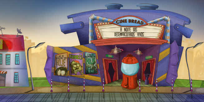 Cinema Scene