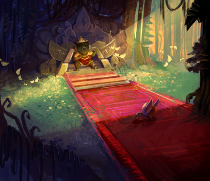 Gnome King's Throne