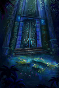 Door to a magical place