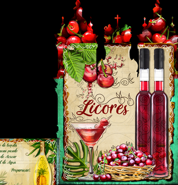 Liqueurs Scene