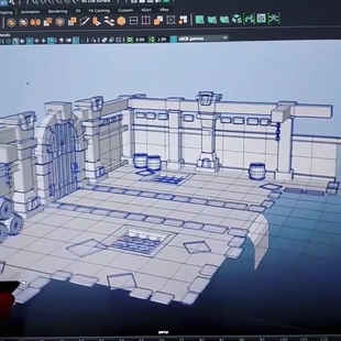 Dungeon Modeling - Game Concepts