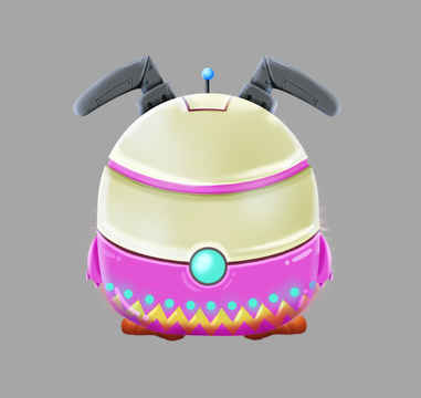 Hatchlings Outfit Back - Angry Birds Match Game