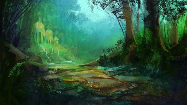 Landscape - WIP