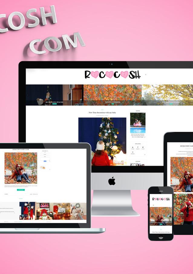 Rococosh website