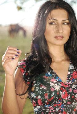 Video Still of Model: Hira Tareen