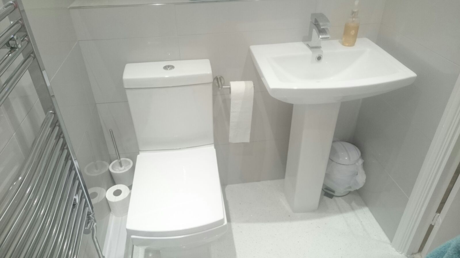 En-Suite Installation