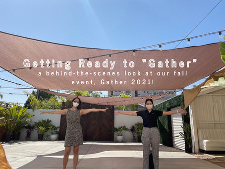 """Getting Ready to """"Gather"""" - Planning Climate Action Campaign's Fall Event, Gather 2021!"""