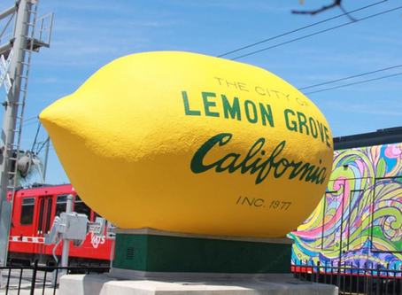 Lemon Grove Strengthens Their CAP Through Increased Focus On Transit, Clean Energy, and Equity