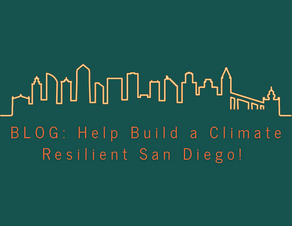 Help Build a Climate Resilient San Diego!