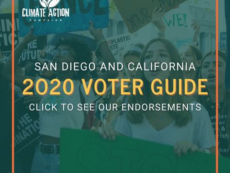 Climate Voter Alert: Our 2020 Ballot Endorsements Are Here!