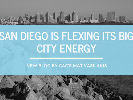 San Diego Is Flexing Its Big City Energy