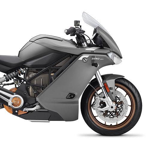 Zero Motorcycles SR-S Grey