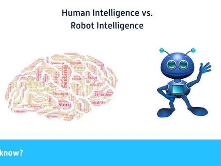 What makes Robots Intelligent?