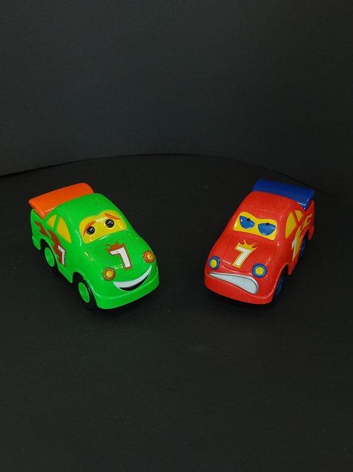 2 voitures