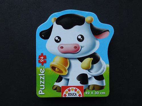 Casse-tête Vache