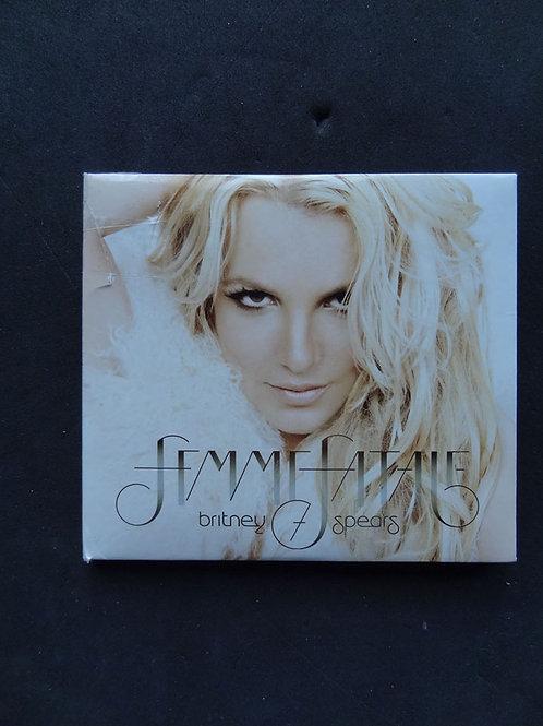 Britney Spears- Femme Fatale