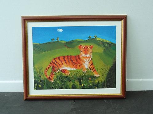 Cadre Tigre