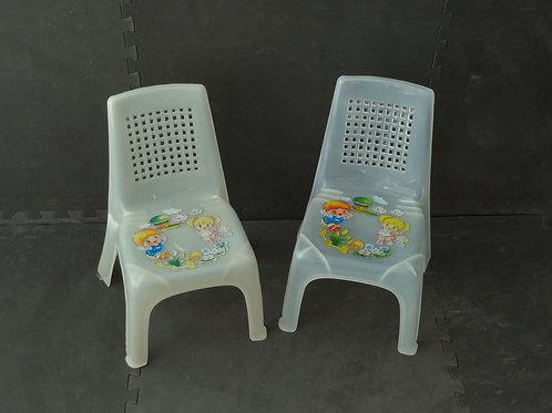 2 chaises patio enfant