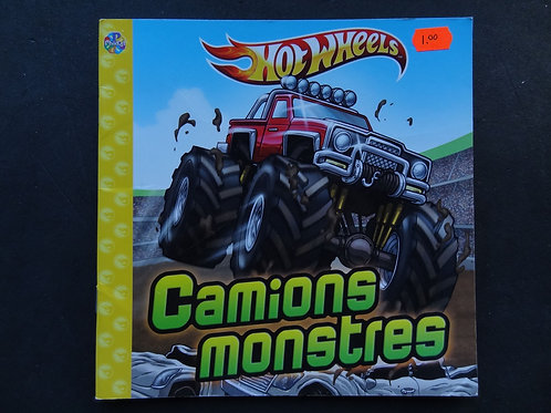 Camions monstres
