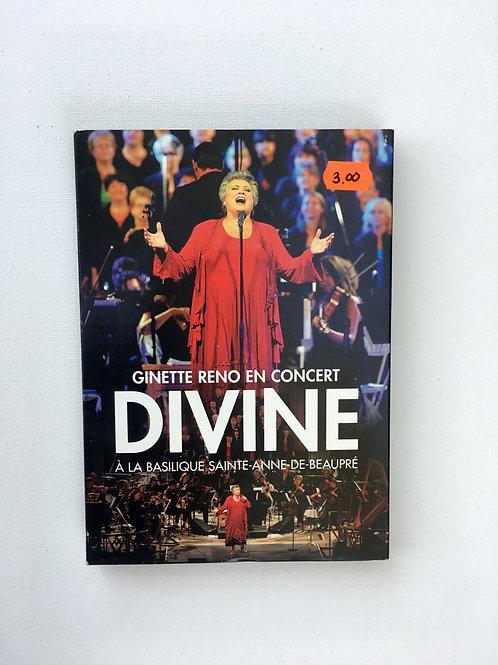 Ginette Reno, Divine
