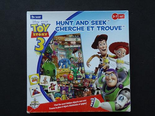 Cherche et trouve Histoire de jouets 3