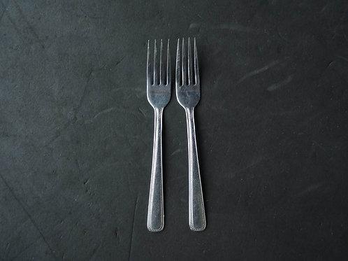 2 fourchettes