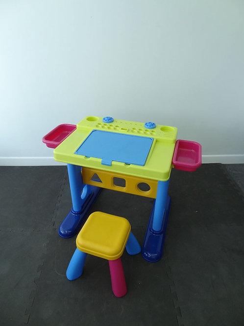 Table et banc peinture et bricolage