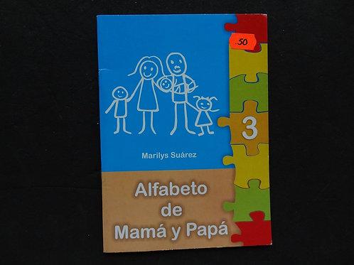 Alfabeto de Mama y Papa