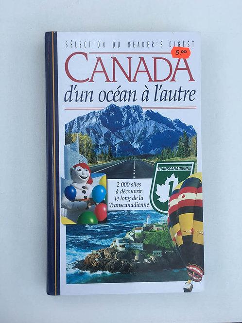 Canada d'un océan à l'autre