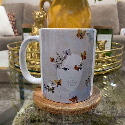 BUTTERFLY EFFECT - Coffee Mug