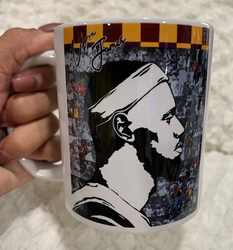 Coffee Mugs - Lebron