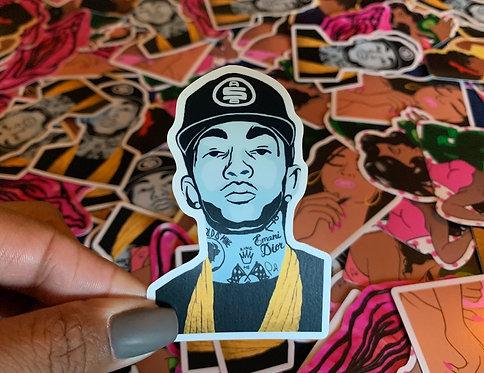 Stickers - Nipsey