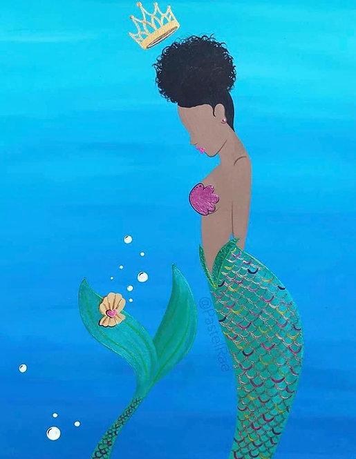 Plenty of Fish in the Sea - Paint Kit