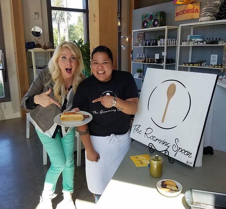 The Roaming Spoon - Sacramento, CA