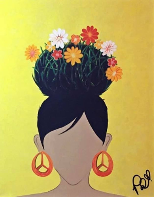 Blooming - Paint Kit