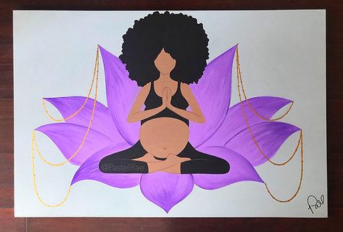 """MAMASTE"" poster"