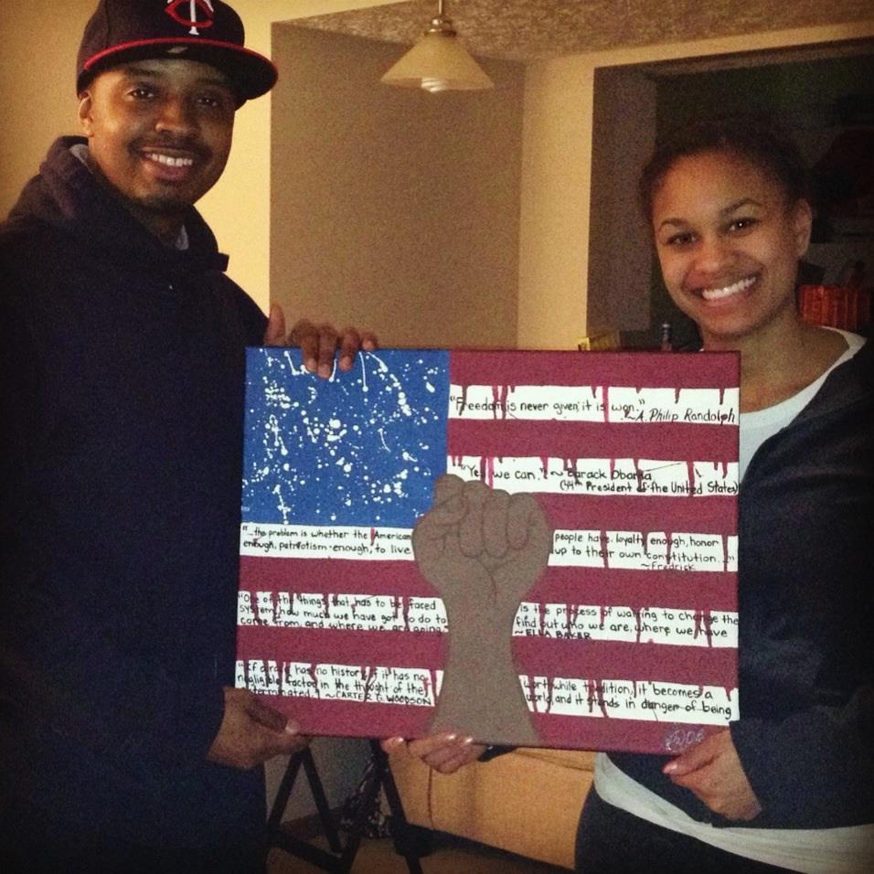 Alisha and Terry S. - Columbus, OH