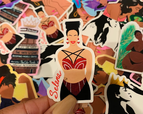 Stickers - Selena