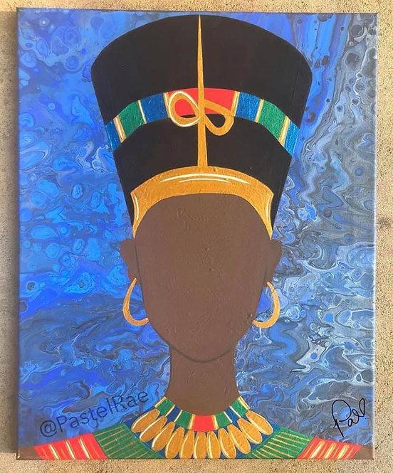 Nefertiti - Paint Kit