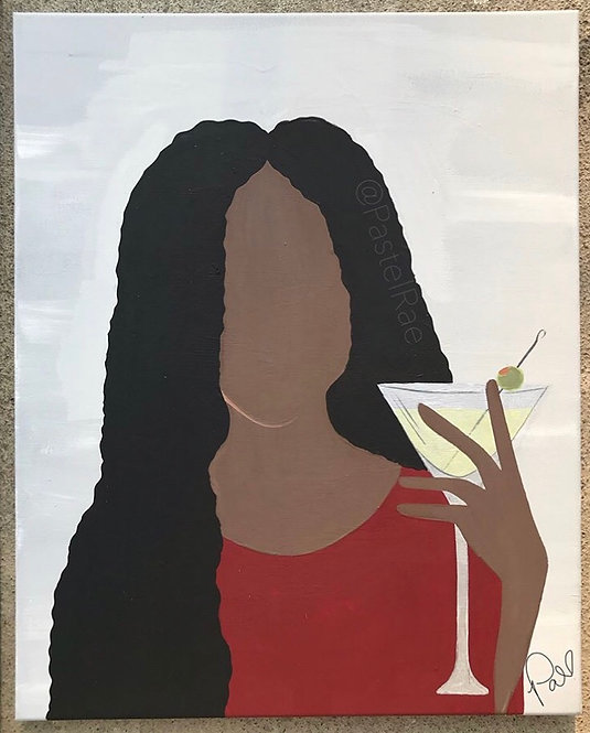 """""""GIRLFRIENDS"""" pt.3 - poster"""