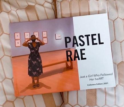 """""""PASTEL RAE"""" - Book of Art"""