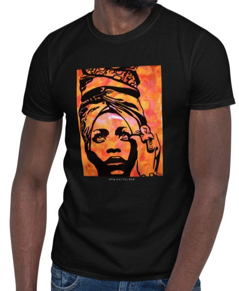 """""""Badu"""" t-shirt"""